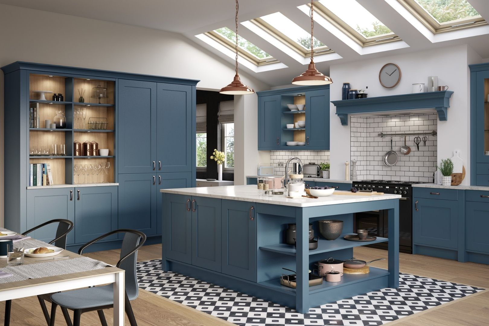 A Complete Guide To The Top Kitchen Trends of 2021