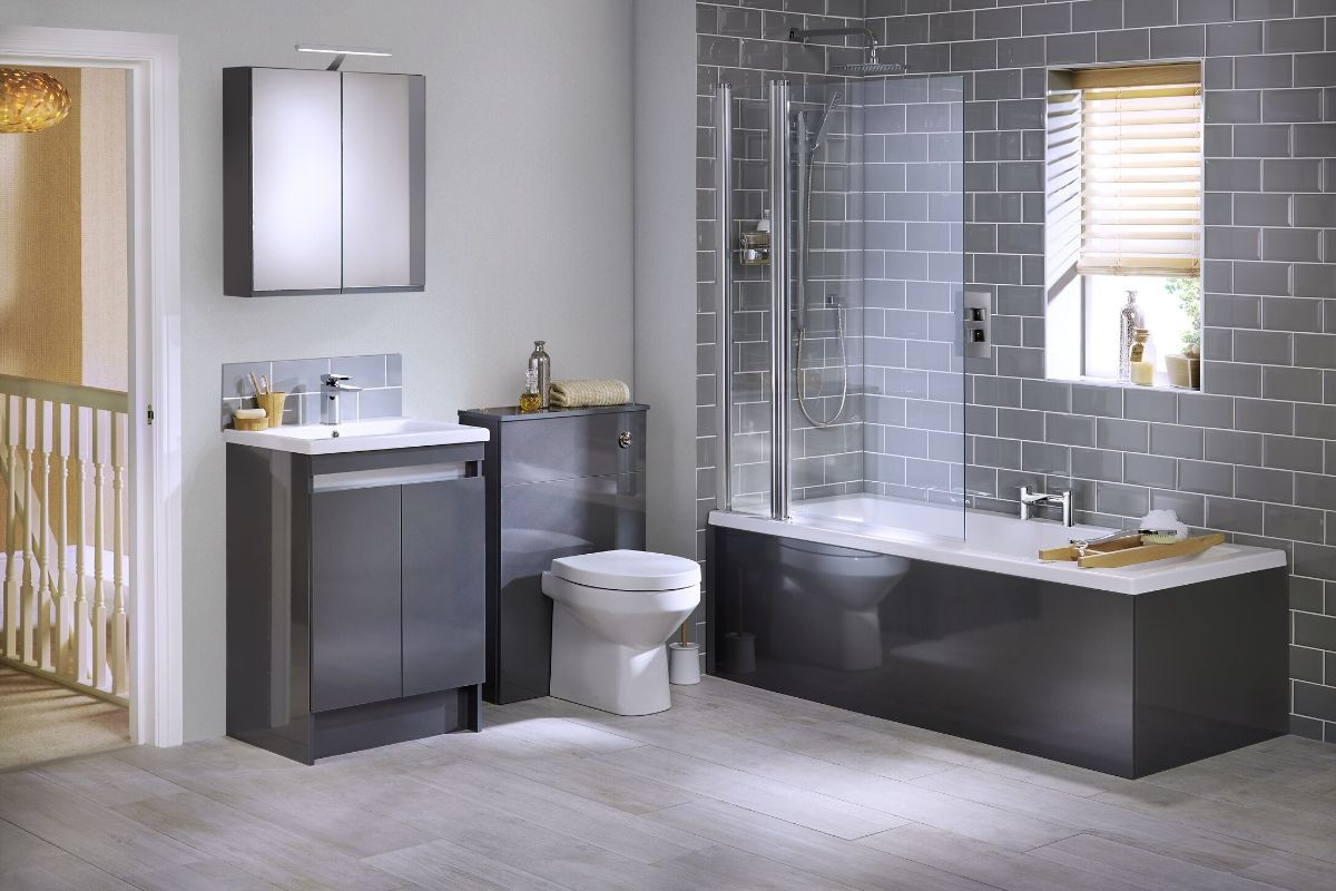 Ideas & Inspiration For Your Medway Bathroom
