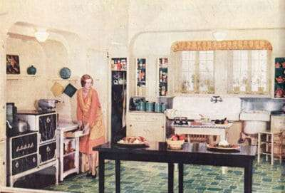 How kitchens have changed – Kitchens over the years