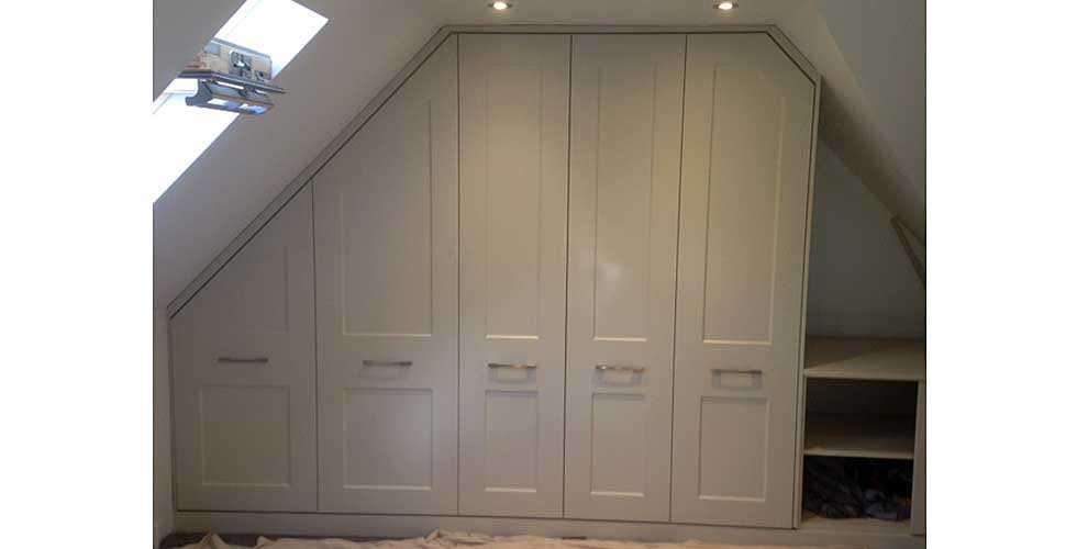 Fitted Bedroom Wardrobe - Case Study