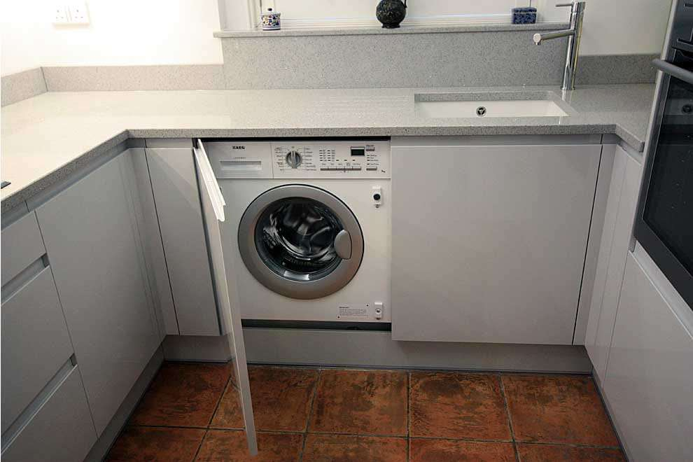 Would you have your Washing Machine in the Kitchen?