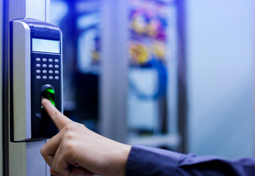 Why your business needs access control
