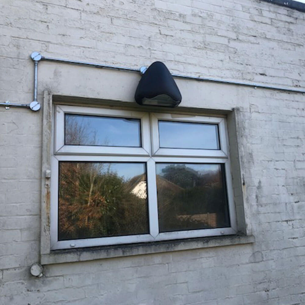 External Lighting System for the NHS 03