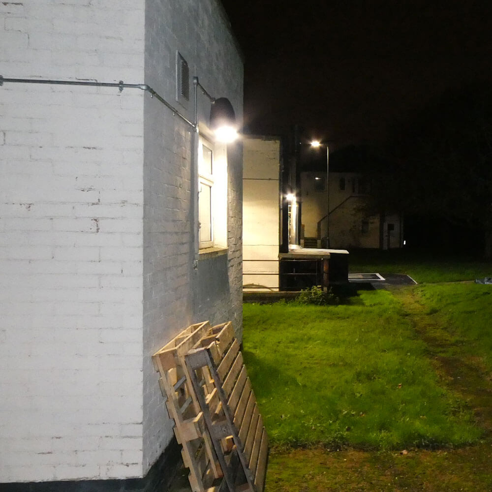 External Lighting System for the NHS 06