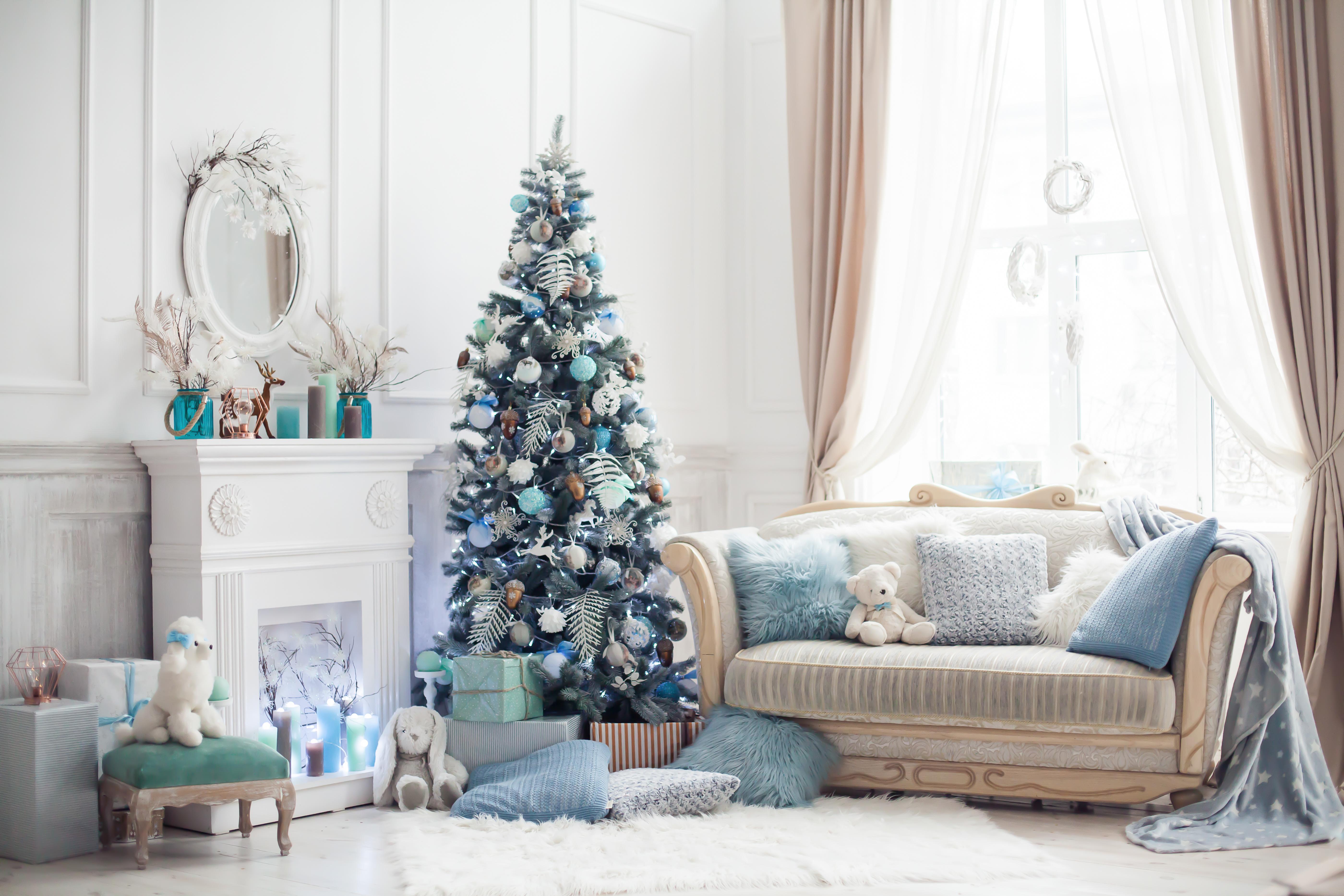 A Tree-mendous Christmas!