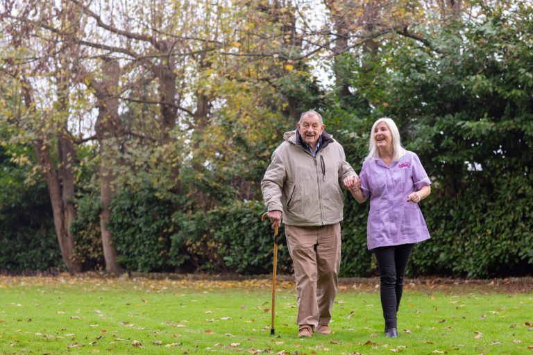 Companionship Services and Compassionate Care in Spelthorne