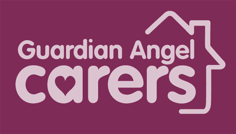 Guardian Angel Carers Logo