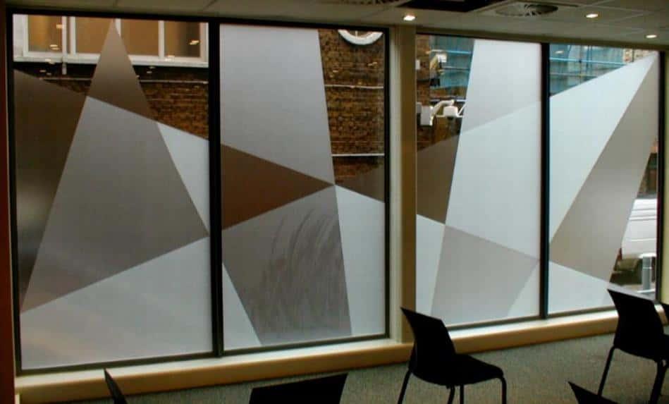 Manifestation window film