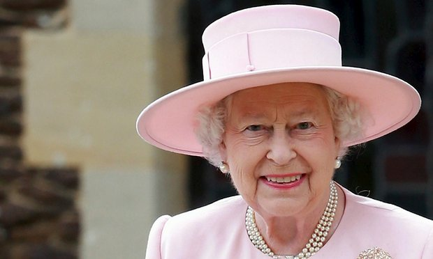Sun-X Celebrate the Queen's 90th Birthday