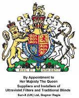 Sun-X awarded the Royal Warrant