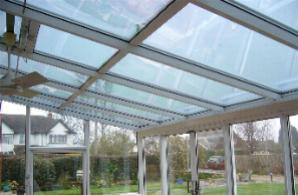 Solar-Safety window film for the home