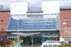 Hospital Rooflight reflective solar film
