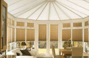 Pleated Blinds for Conservatories | Blinds For Conservatories | Sun-X