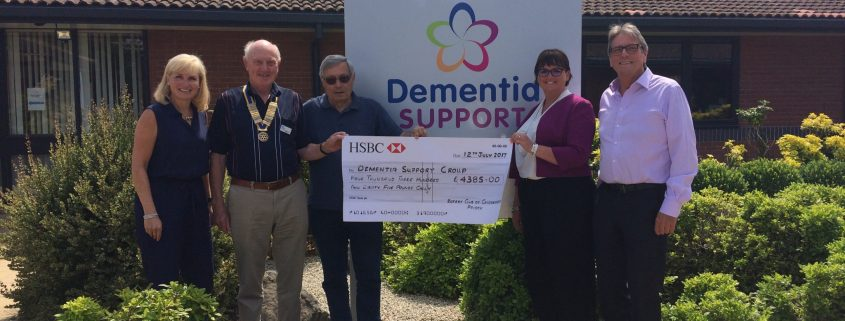 Rotary Club of Chichester Priory raise £6,469