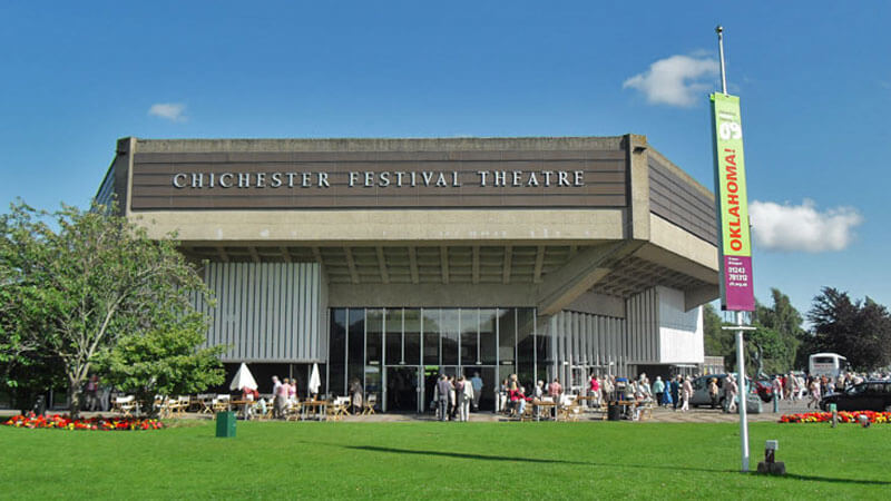 Chichester Festival Theatre Announces Partnerships With Local Charities Dementia Support And UK Harvest