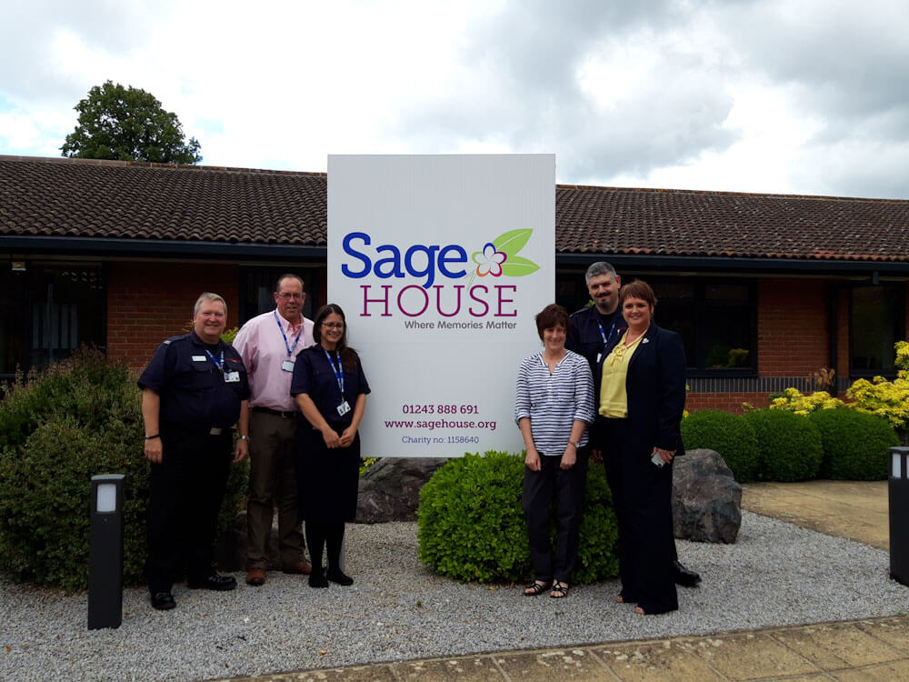 Partnership cemented to support local People Living with Dementia
