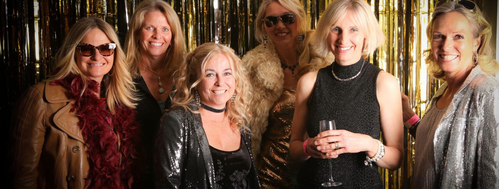 Glitz and Glamour at Studio 54 – disco-ing for dementia