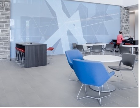 Office interiors to boost productivity and morale
