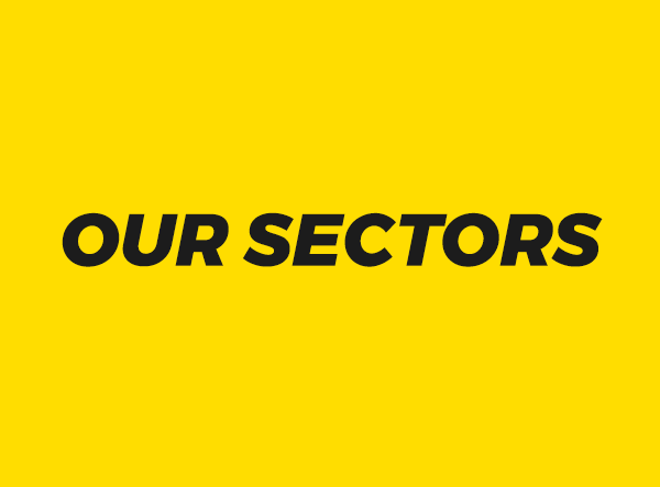 our sectors