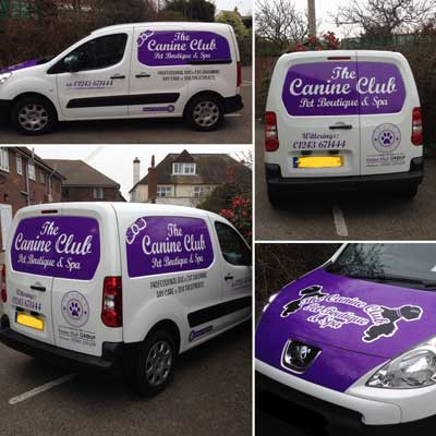 Fantastic Graphics For The Canine Club