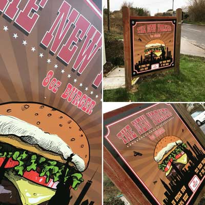 Great Signs For Heritage Butchers