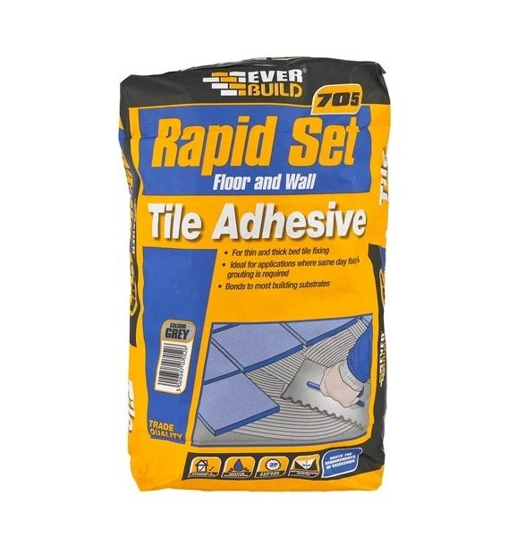 Rapid Set Tile Mortar