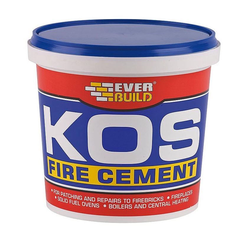 KOS Fire Cement Tub