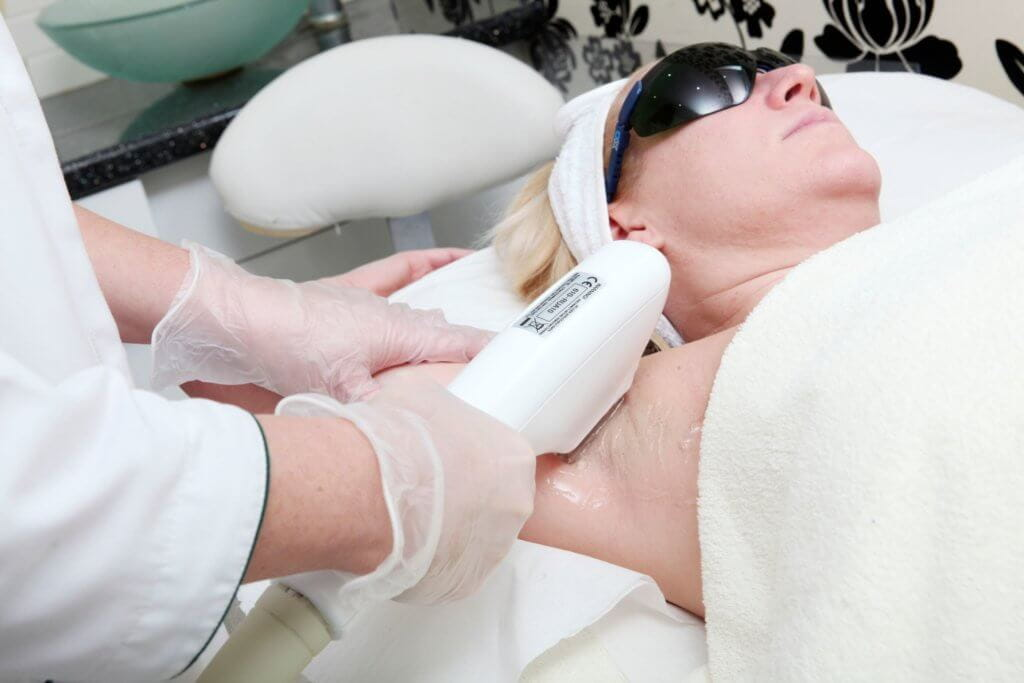Laser hair removal st albans