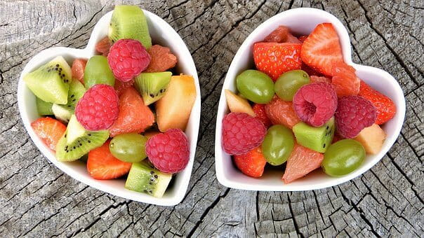 skin hydration with fruit