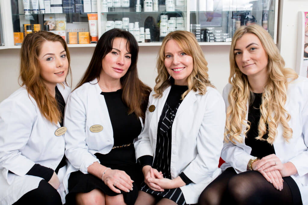 Dermatolgy with the BeauSynergy advanced skin clinic team