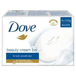 Dove soap - keep-clear-of-acne