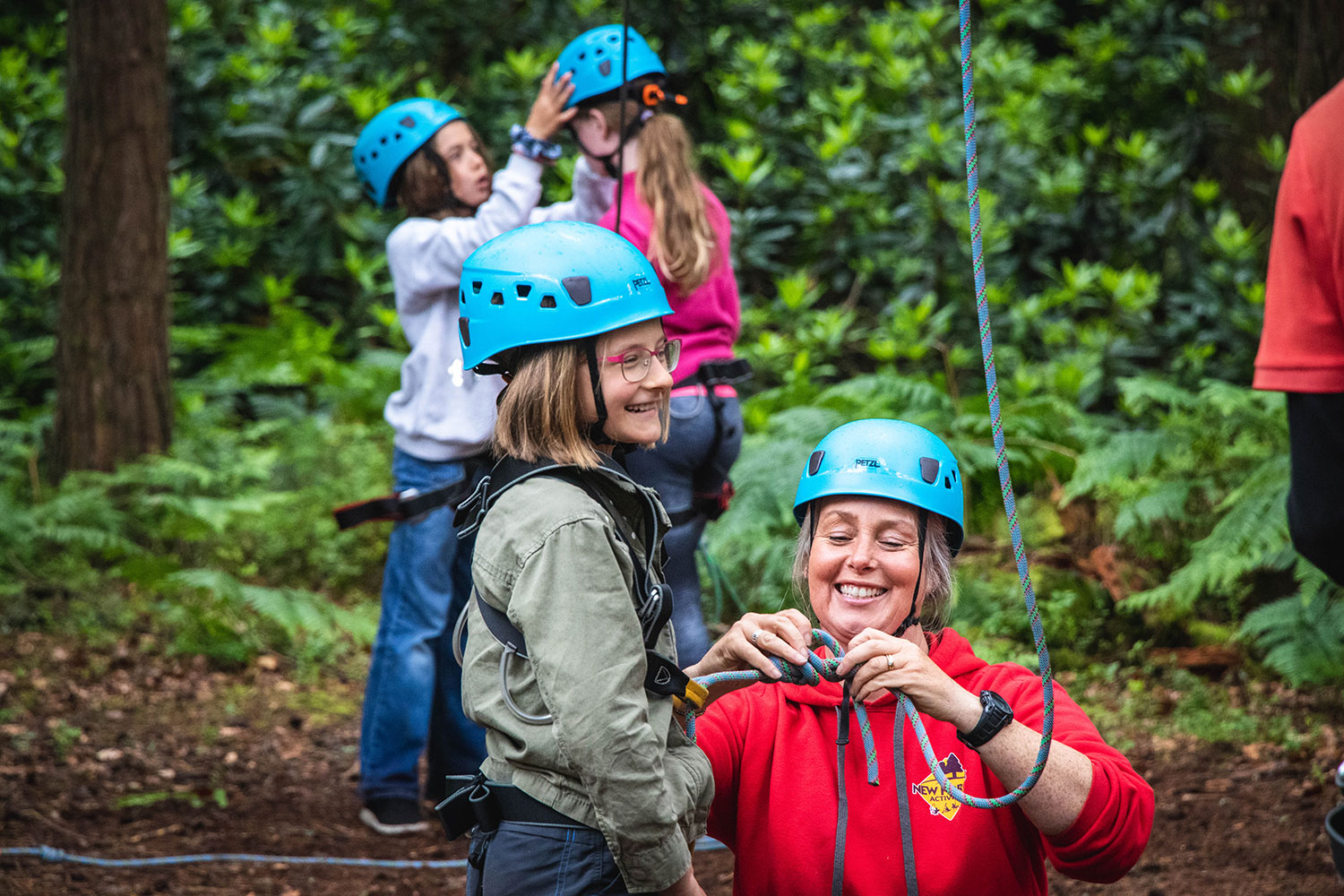 Experience Matters When Booking Outdoor School Trips