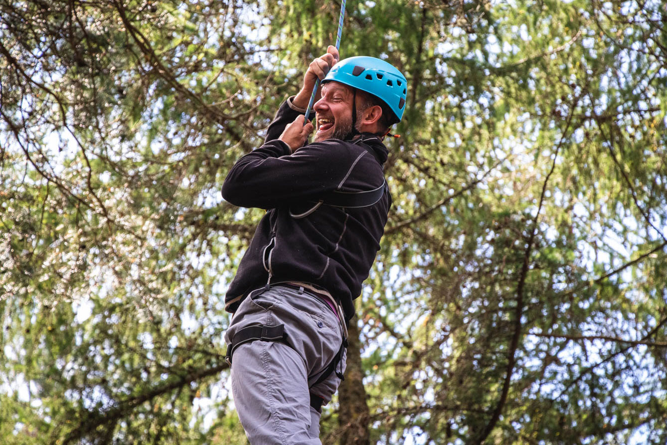 What is a School Trip with New Forest Activities really like?