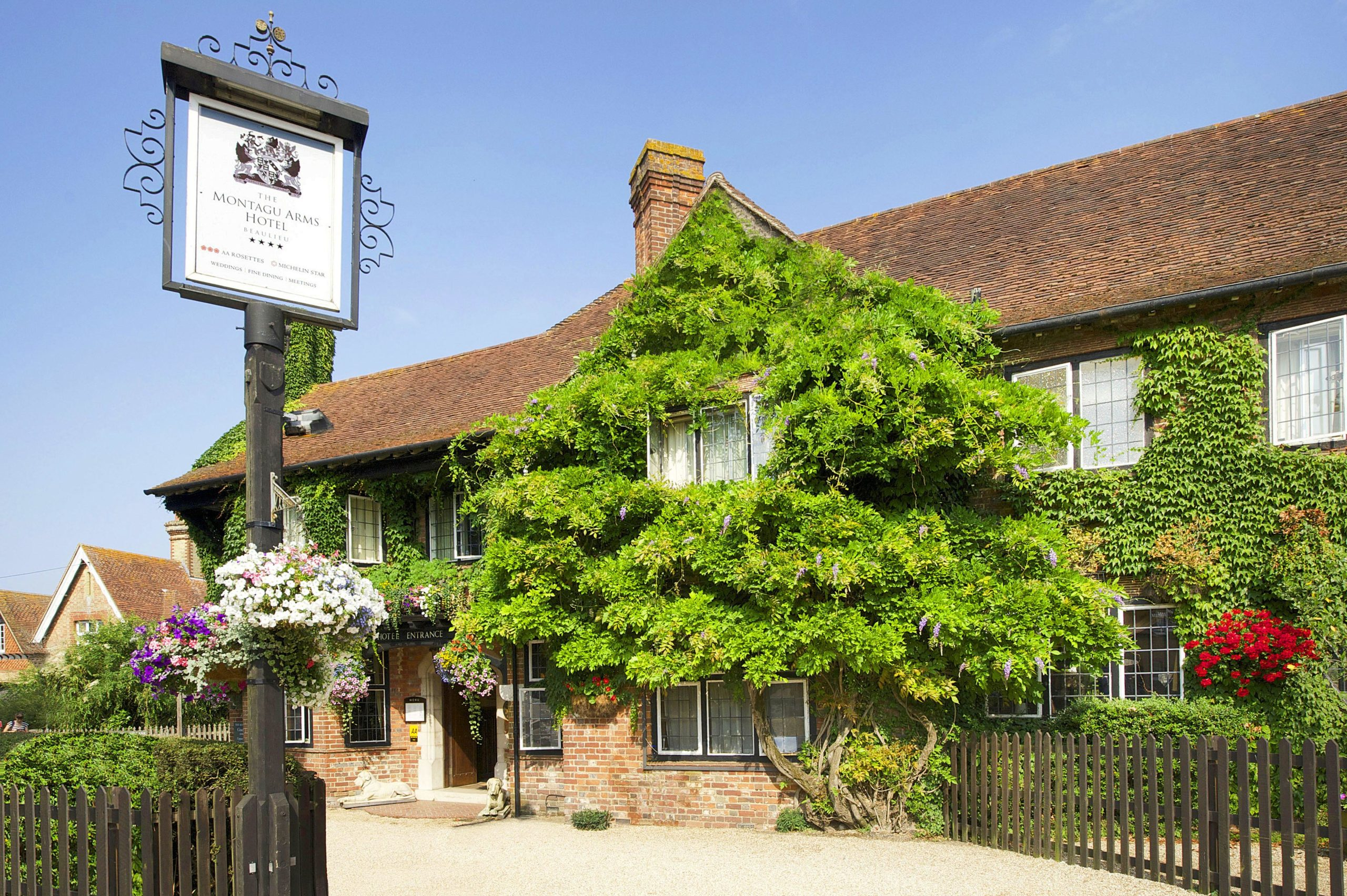 Looking for Team Building accommodation in The New Forest?