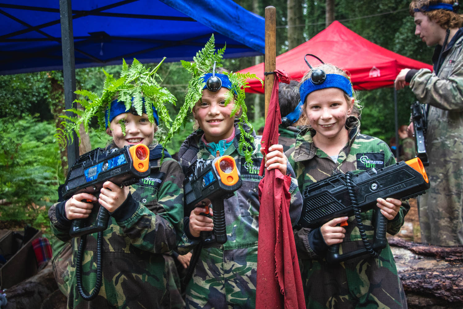 Top tips for planning a kids party