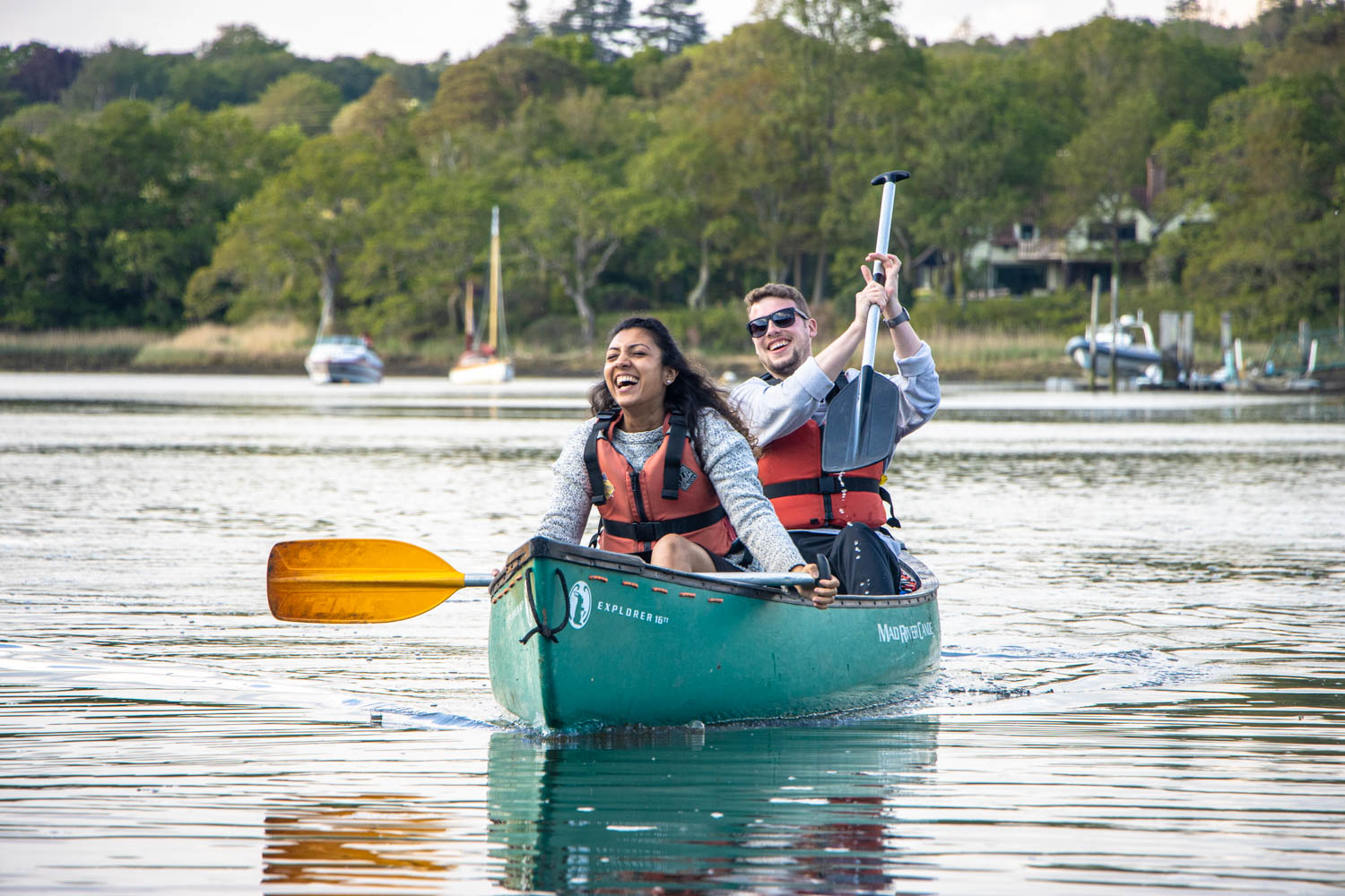 Whilst you're camping in the new forest, why not enjoy some fun outdoor activities?