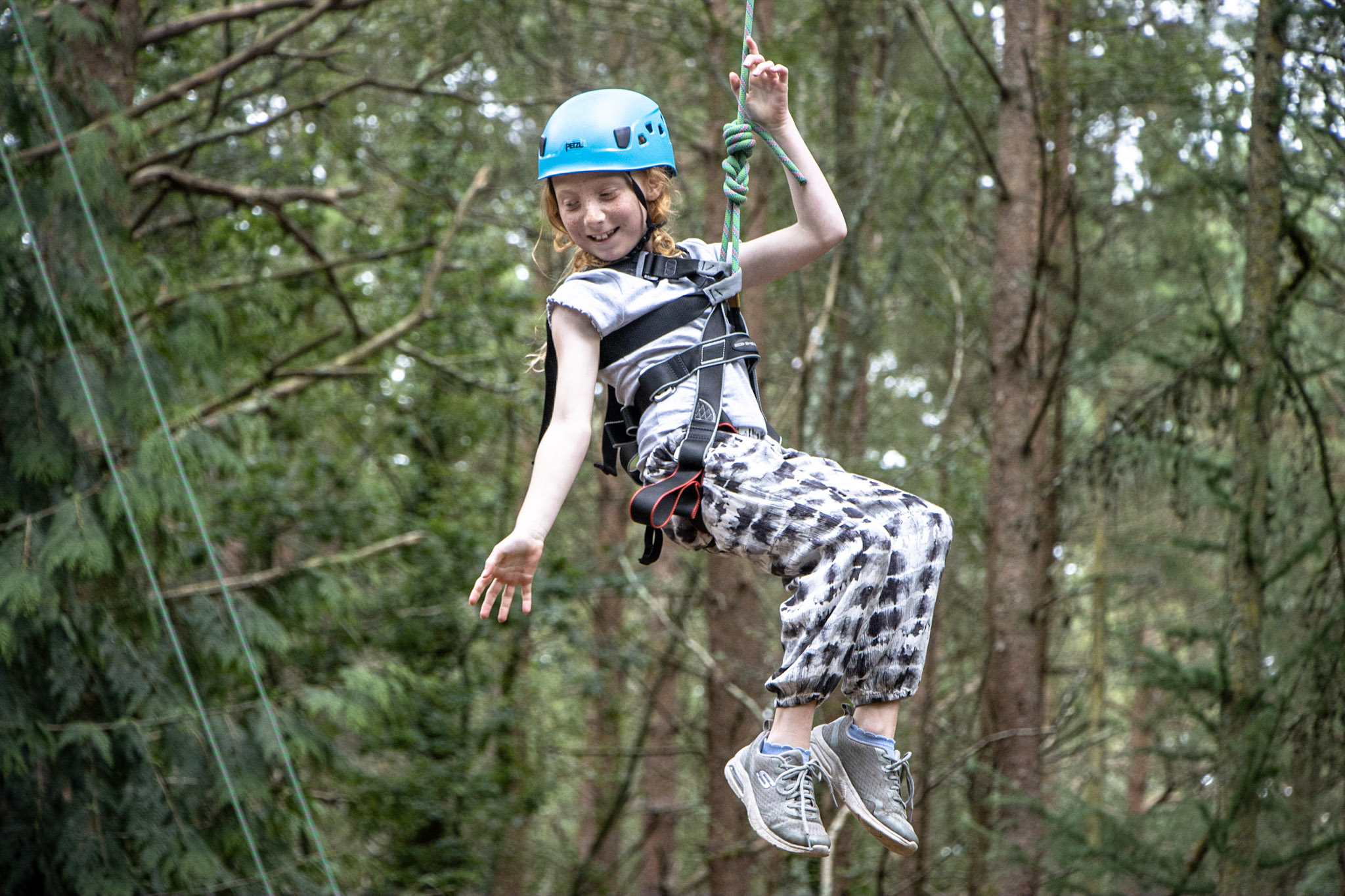 Your High and Low Ropes Questions, Answered
