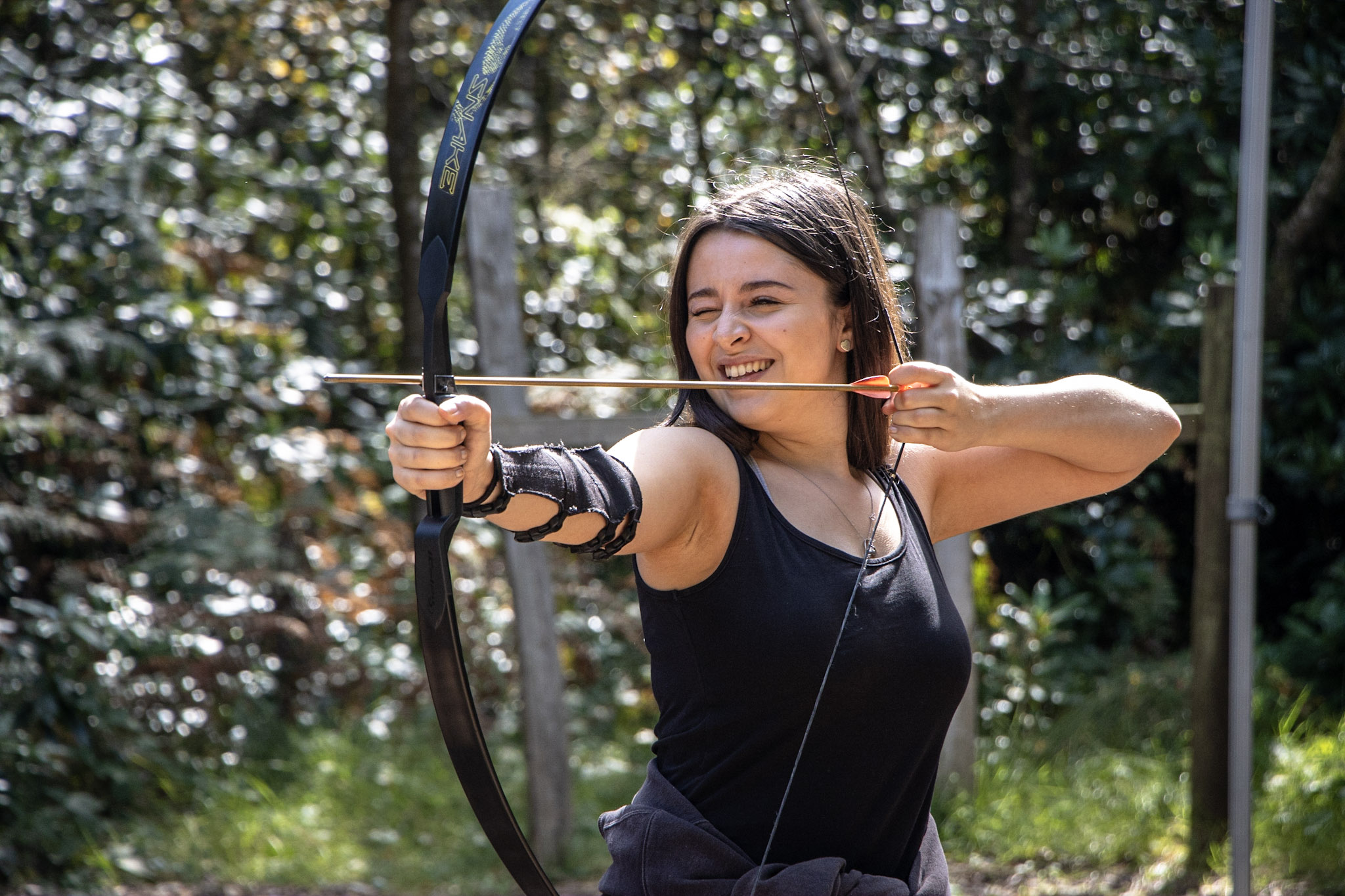 Archery Hen Parties in The New Forest.