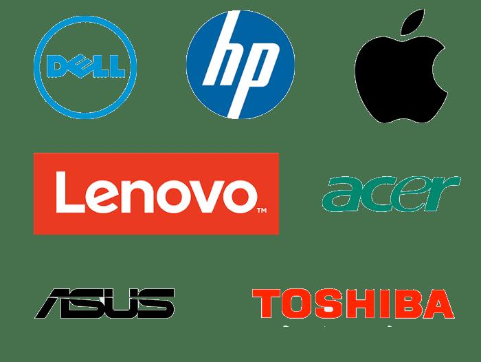 Desktop Brand Logos