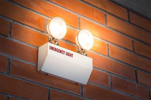 Emergency Lighting Certification