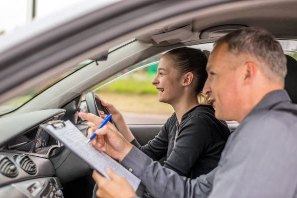 Become an Instructor Trainee Driving