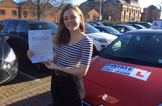 Just passed driving test