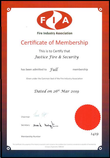 The Fire Industry Association (FIA)