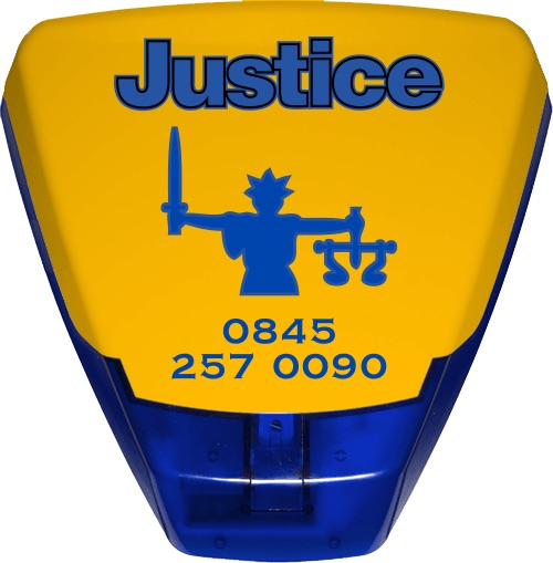 Justice Outside Sounder