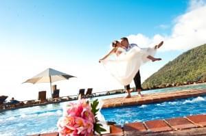 Destination; Sunshine Wedding