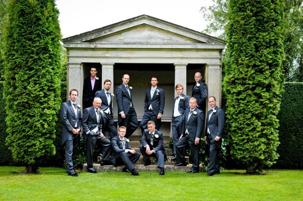 Great Grooms! Great Suits!