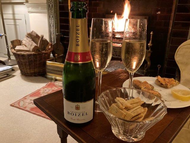 Celebrate With Champagne Boizel