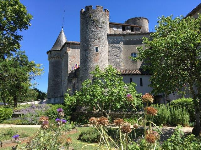 Chateau de Mercues - A Haven of Peace in the Cahors Wine Region