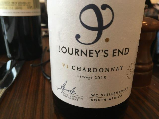 Winemaker Journeys From South Africa