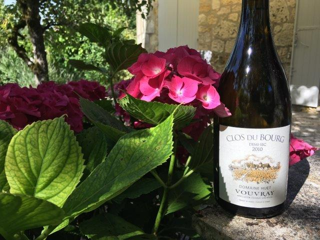 Top Vouvray is the Legacy of a World War II Hero.